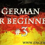 German for Beginners #3